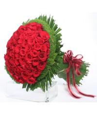 100 ruží