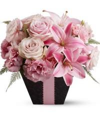 Ružový darček