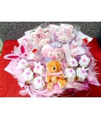 Ružový macík